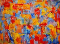 Fonds d'écran Art - Peinture Map