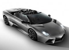 Wallpapers Cars Lamborghini-Reventon-Roadster