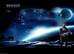 Wallpapers Video Games Mass Effect