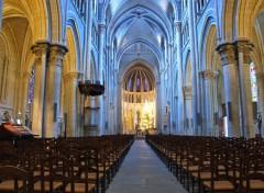 Fonds d'écran Constructions et architecture Cathédrale de Lausanne