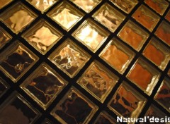 Photos Abstrait - Art cube light