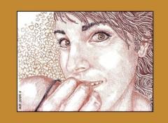 Fonds d'écran Art - Crayon Shay to me...
