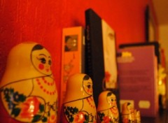 Fonds d'écran Objets russians dolls