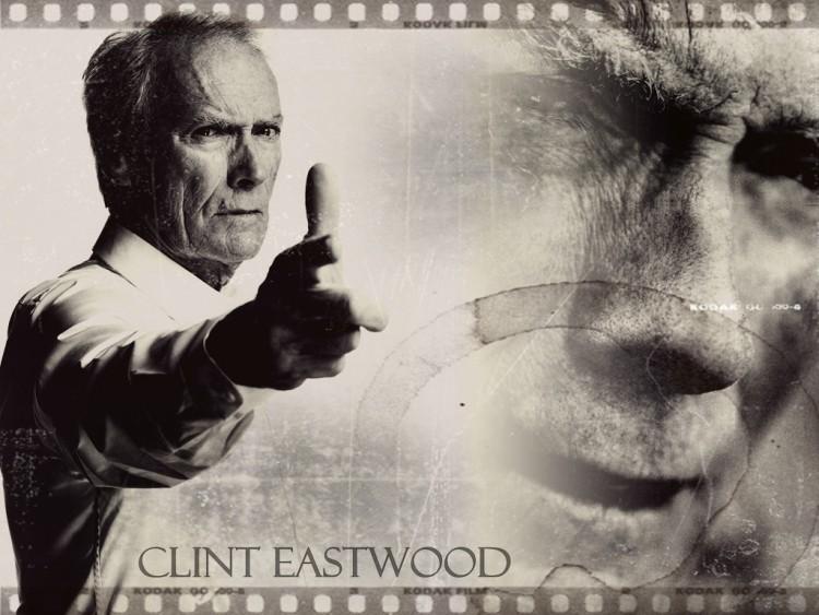 Wallpapers Celebrities Men Clint Eastwood Hommage à Clint..