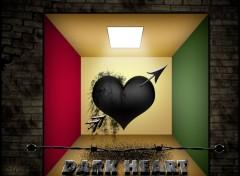 Wallpapers Digital Art Dark Heart