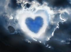 Wallpapers Digital Art Coeur de Nuages 3