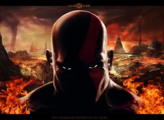 Wallpapers Video Games Kratos