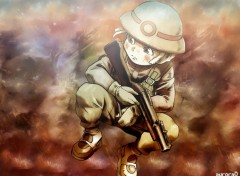 Wallpapers Manga Resistance