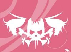Fonds d'écran Art - Numérique La mort en rose