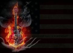 Fonds d'écran Musique antichrist superstar