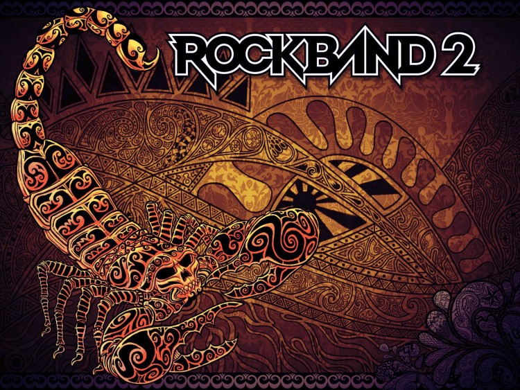 Wallpapers Video Games Rock Band RockBand 2