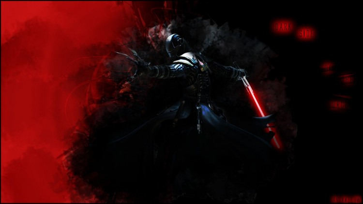 Wallpapers Video Games Wallpapers Star Wars The Force Unleashed Dark Side Of The Force By Itachite Hebus Com