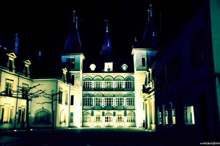 Wallpapers Constructions and architecture Castles - Palace Chateau