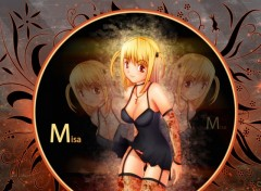 Wallpapers Manga Misa