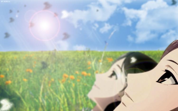 Fonds d'écran Manga Divers lucioles