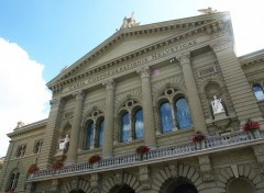 Fonds d'écran Voyages : Europe Visite de Berne