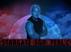 Wallpapers TV Soaps Stargate Teal`c
