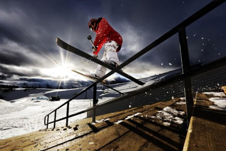 Fonds d'écran Sports - Loisirs Ski CoreUPT ski !