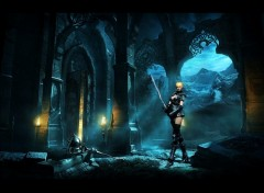 Wallpapers Fantasy and Science Fiction Fantasy Castle
