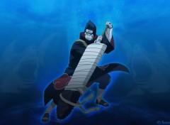 Fonds d'écran Manga Kisame The Master of The Sharks