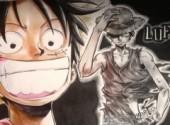 Fonds d'écran Manga Luffy Heroes