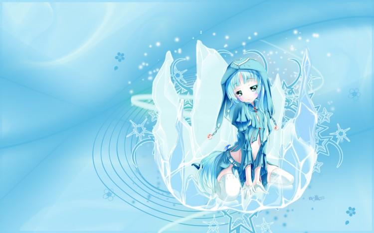 Fonds d'écran Manga Divers Ice Princess