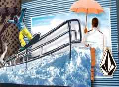 Wallpapers Brands - Advertising Pub Volcom.