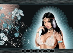 Wallpapers Fantasy and Science Fiction Indian