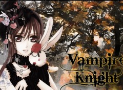 Fonds d'écran Manga Vampire Knight wall