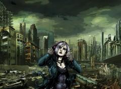 Fonds d'écran Comics et BDs Malicia