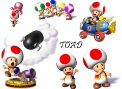Wallpapers Video Games toad