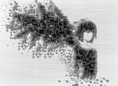 Fonds d'écran Manga Transfert
