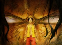 Wallpapers Manga luffy et