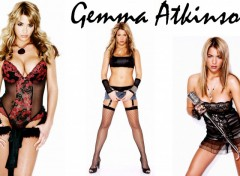 Wallpapers Celebrities Women Gemma Atkinson