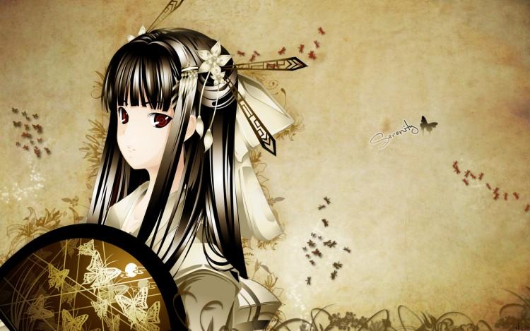 Fonds d'écran Manga Divers Serenity