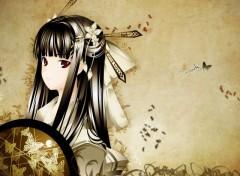 Fonds d'écran Manga Serenity