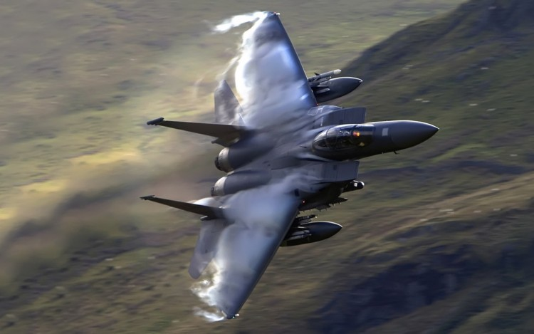 Wallpapers Planes Military Aircraft F-15