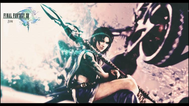 Fonds d'écran Jeux Vidéo Final Fantasy XIII NEARTOFIGHT