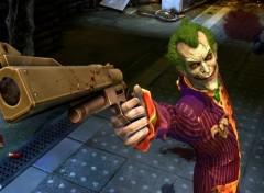 Fonds d'écran Jeux Vidéo le joker