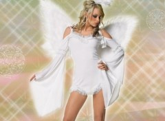 Wallpapers Fantasy and Science Fiction Ange attitude