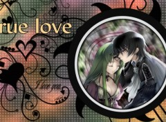 Wallpapers Digital Art True Love