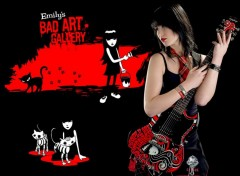 Wallpapers Brands - Advertising emily the strange