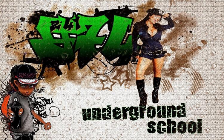 Wallpapers Digital Art Graffitis - Typography 974