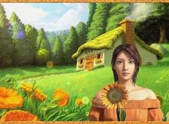 Fonds d'écran Art - Peinture :-)