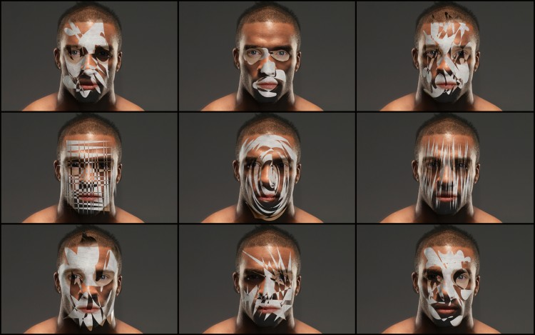 Fonds d'écran Hommes - Evênements Portraits mélange éthnique serie