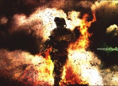 Fonds d'écran Jeux Vidéo Man on Fire