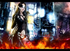 Wallpapers Digital Art Welcome to Metropolis City