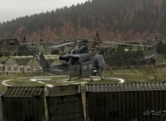 Wallpapers Video Games AH-16 Cobra