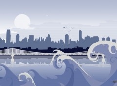 Wallpapers Digital Art City