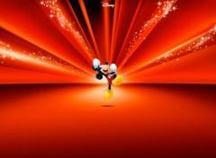 Fonds d'écran Dessins Animés Mickey